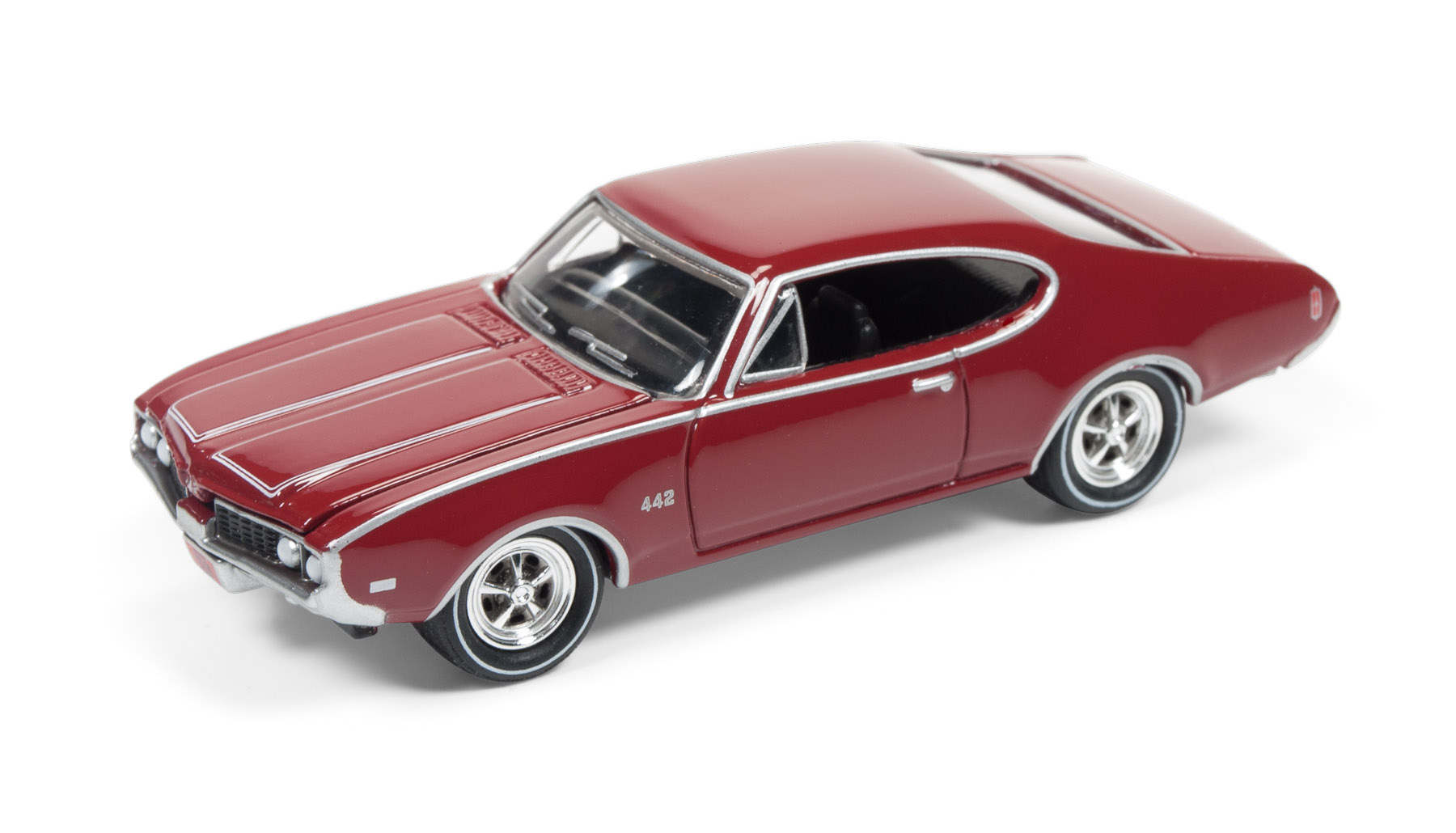 Johnny Lightning – 1:64 Muscle Cars USA Release 2 – Version A | Round2
