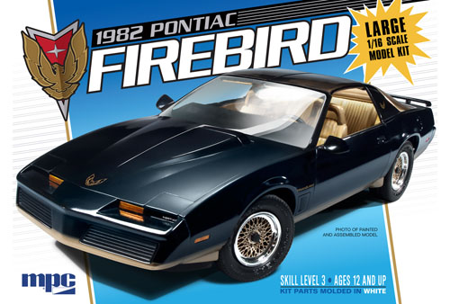 MPC858-06 1982 Firebird Packaging