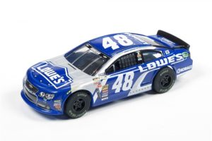 Auto World Super III R1 #48 JIMMY JOHNSON - 2016 CHEVY SS - Lowe's HO Slot Car