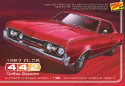 HL127 67 Oldsmobile 442 Pkg PATHS
