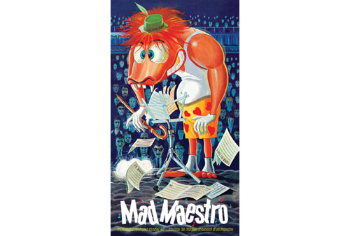 HL607-12 Mad Maestro packaging -o