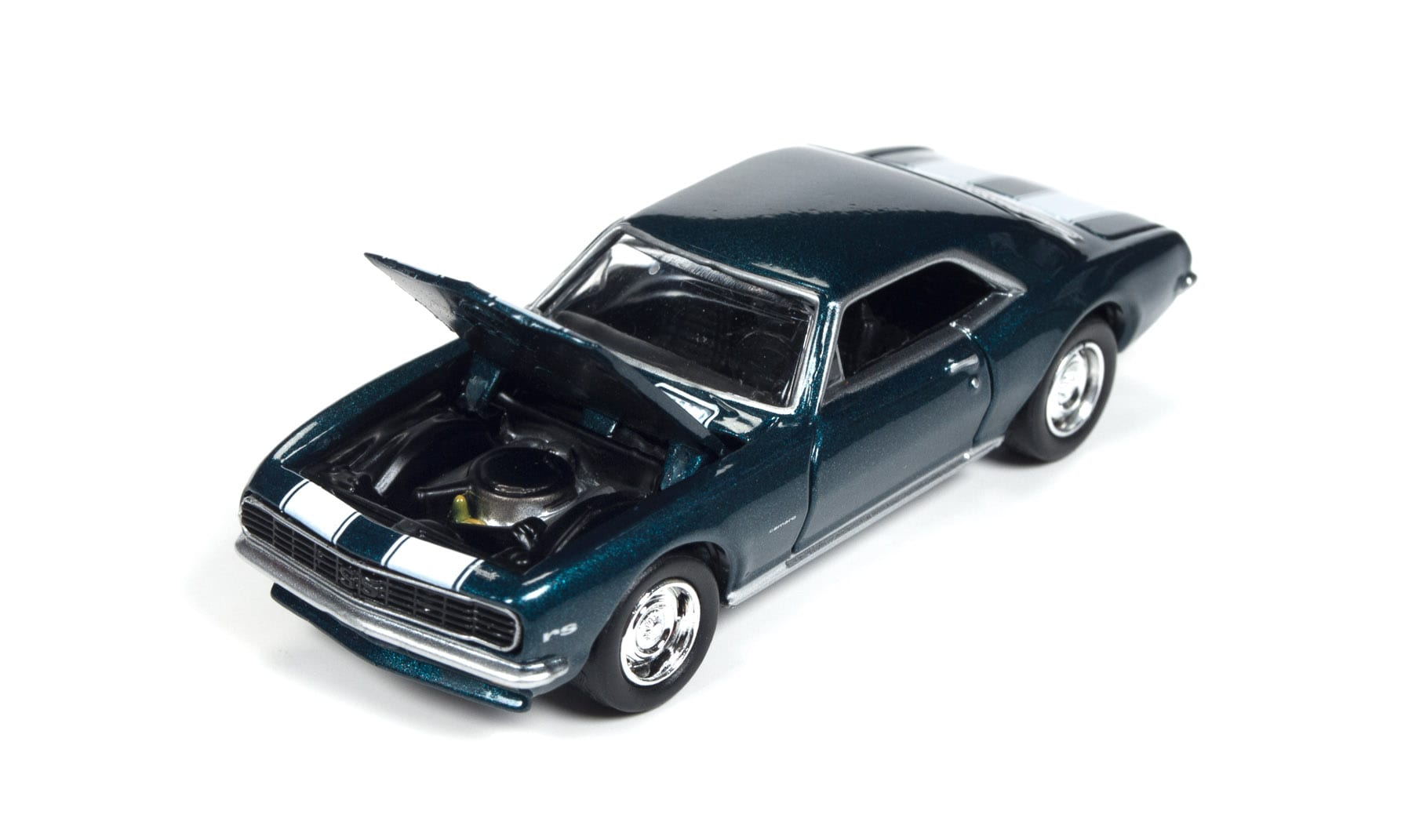 Johnny Lightning – 1:64 Muscle Cars USA Release 2 – Version C | Round2