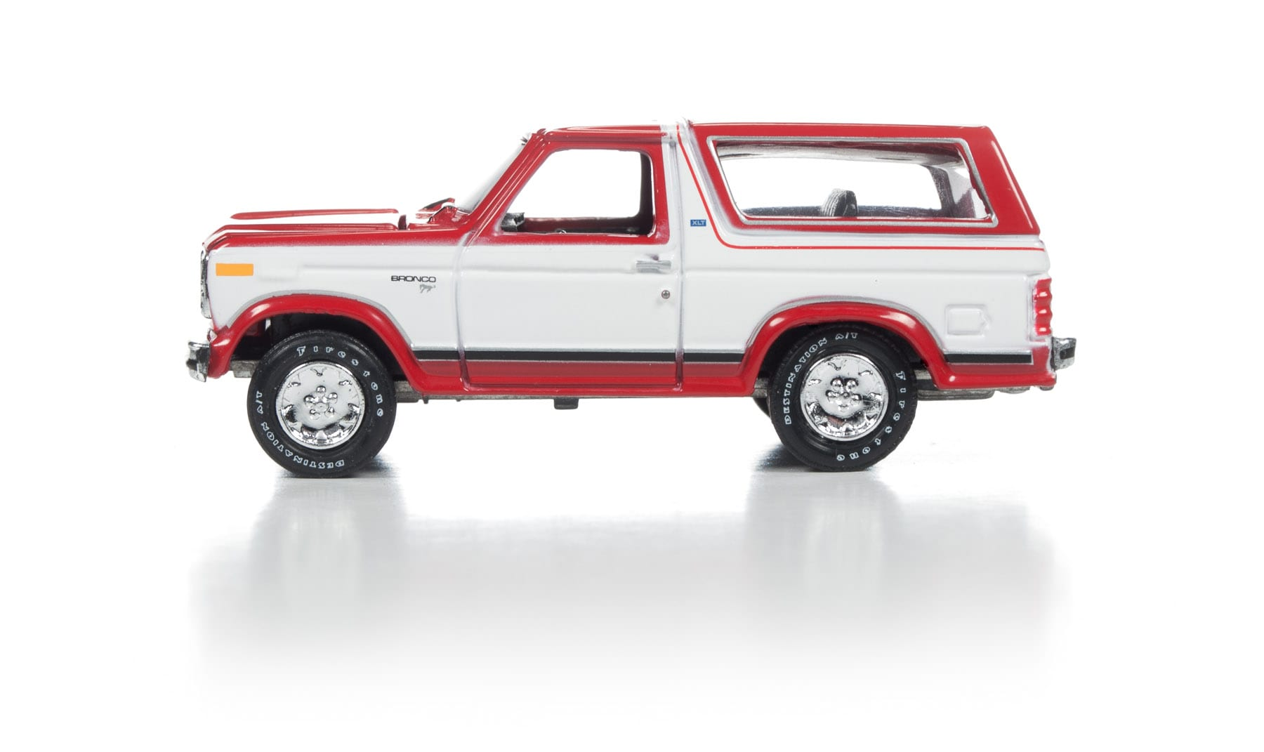 Racing Champions Mint 164 Release 2 Version C Round2 1980 Ford Bronco Dash Home Scale