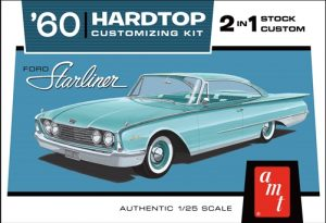 AMT 1960 Ford Starliner 1:25 Scale Model Kit