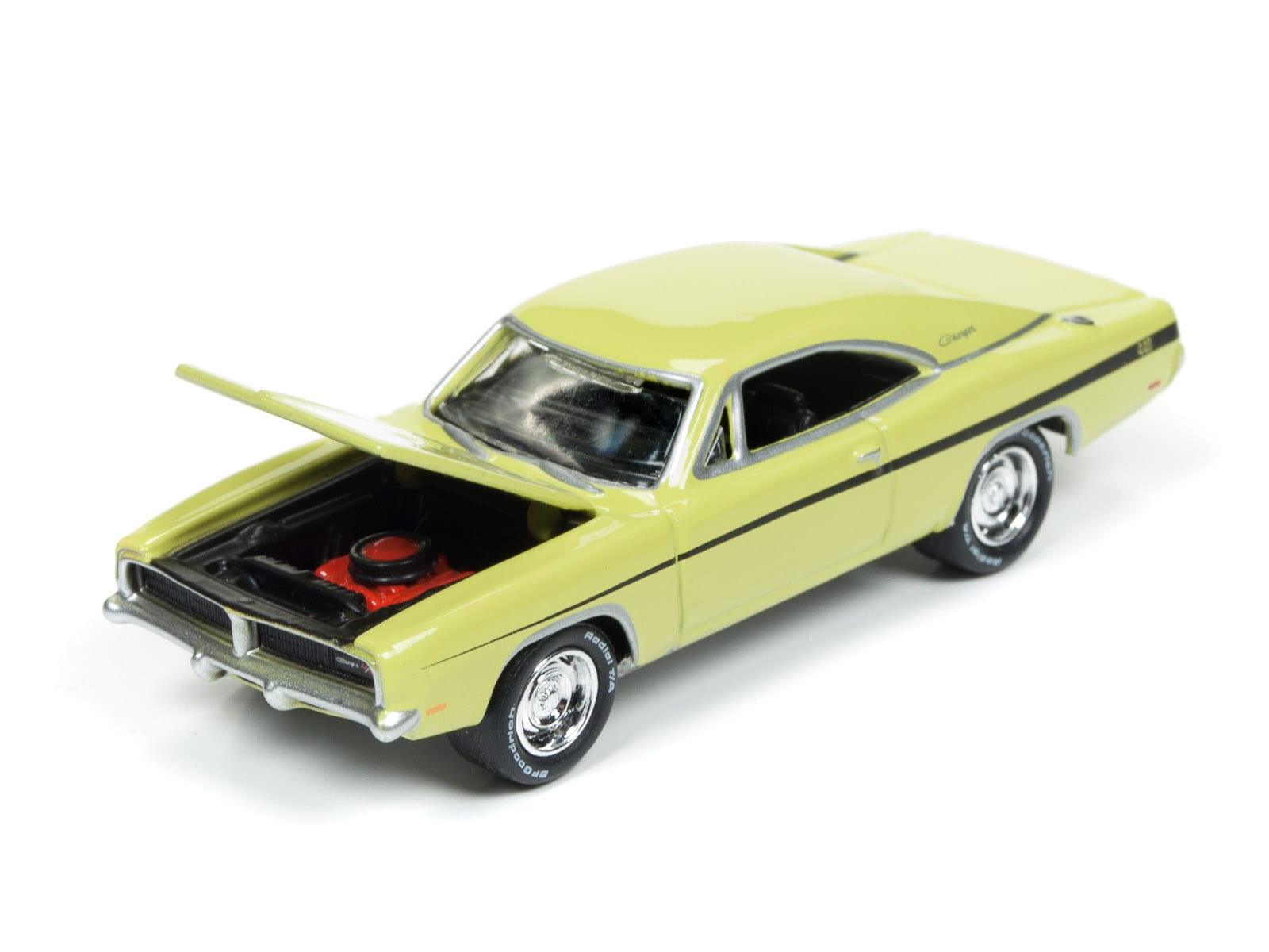 Johnny Lightning Silver Screen Machines Muscle Cars U S A