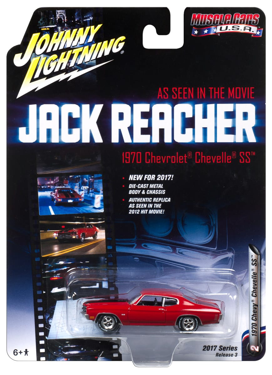Johnny Lightning – Silver Screen Machines – Muscle Cars U.S.A. ...