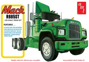 AMT Mack R685ST Semi Tractor 1:25 Scale Model Kit