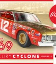 POL948-12 1969 Bobby Allison Coke Mercury Cyclone packaging
