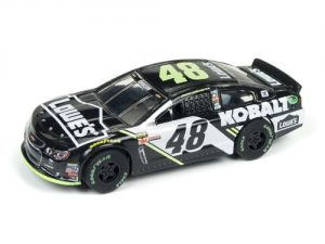 Auto World Super III R2 NASCAR Jimmie Johnson 2017 Chevy SS HO Scale Slot Car