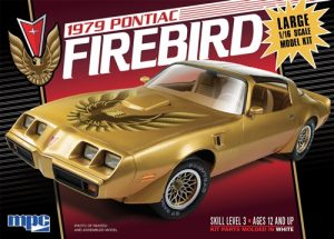MPC 1979 Pontiac Firebird 1:16 Scale Model Kit