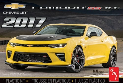 AMT1074-12 2017 Camaro 1LE packaging lid -o