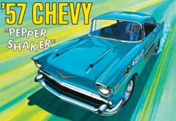 AMT1079-12 1957 Chevy Pepper Shaker-PKG