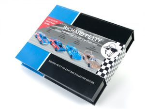 Richard Petty Collector's Edition 4-Car Set 1:64 Scale Diecast