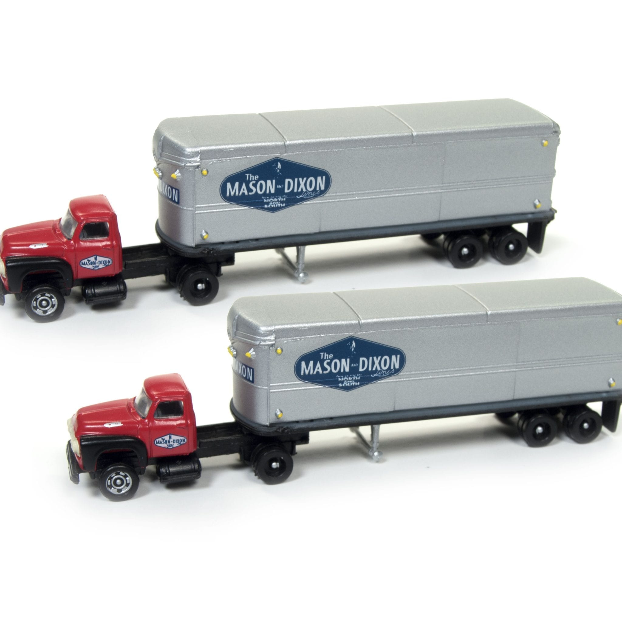 1954 ford tractor  u0026 trailer set  the mason dixon line