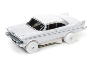 Auto World Thunderjet Ultra-G Christine - 1958 Plymouth Fury iWheels HO Scale Slot Car