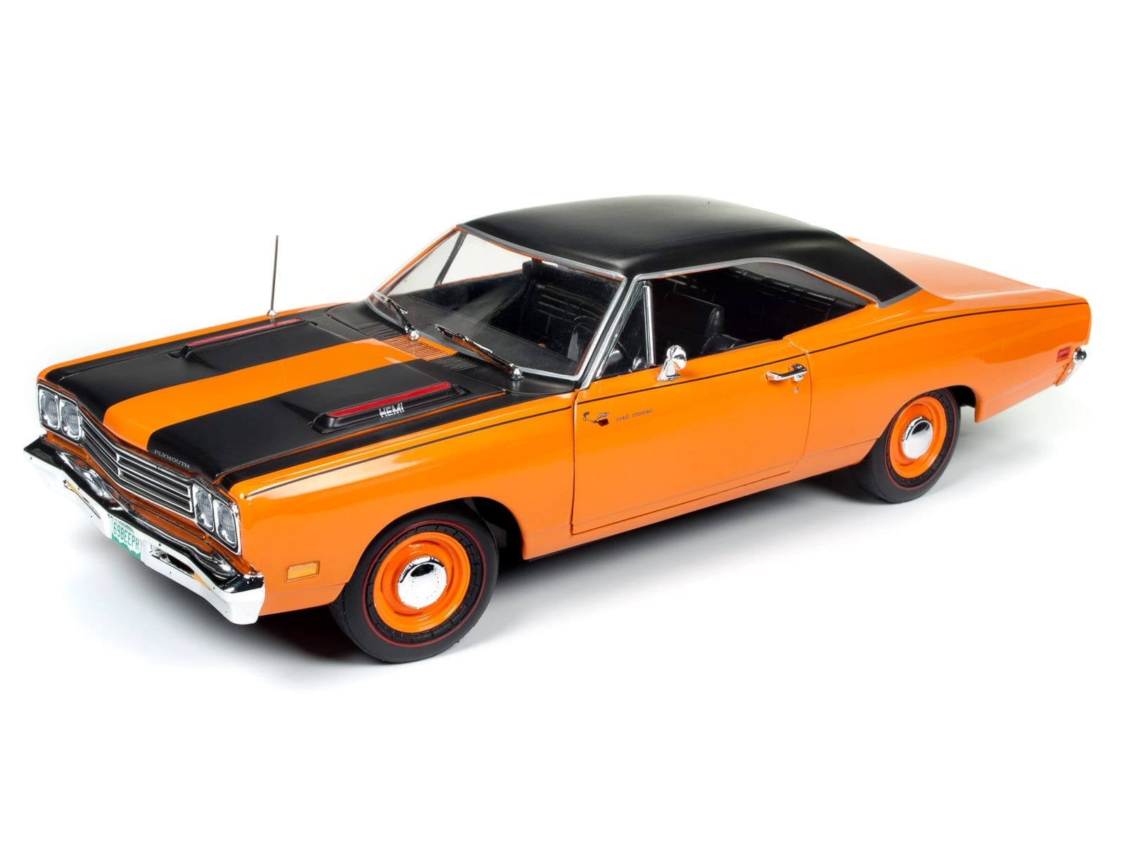 1969 Plymouth Road Runner Hardtop (50th Anniversary) | Round2