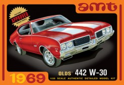 A703-100 1969 Hurst Olds Box Lid Rev9-4-12