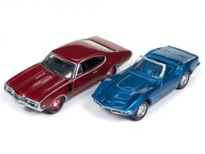 Johnny Lightning Class of 1968 2-Pack 1:64 Scale Diecast