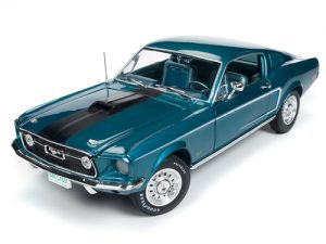 "American Muscle 1968 Ford Mustang 2+2 ""Class of 68"" (50th Anniversary) 1:18 Scale Diecast"