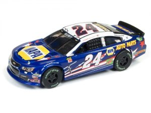 Auto World Super III Chase Elliott #24 NAPA HO Scale Slot Car