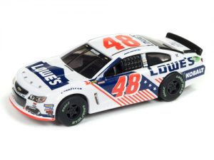 Auto World Super III Jimmie Johnson #48 Lowes HO Scale Slot Car