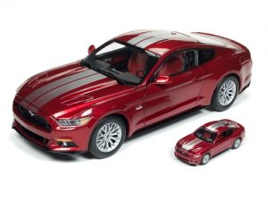 Auto World 2017 Ford Mustang GT (Combine with AW 1:64 Car) 1:18 Scale Diecast