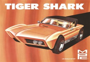 MPC Tiger Shark Show Rod 1:25 Scale Model Kit