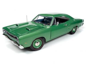 American Muscle 1969 Dodge Super Bee Hardtop (Hemmings Motor News) 1:18 Scale Diecast