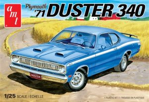 AMT 1971 Plymouth Duster 340 1:25 Scale Model Kit