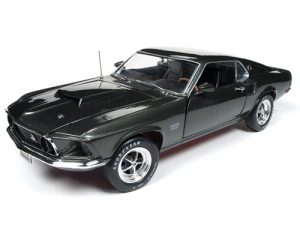 American Muscle 1969 Ford Mustang Hardtop (MCACN) 1:18 Scale Diecast
