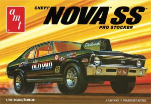 "AMT 1972 Chevy Nova SS ""Old Pro"" 1:25 Scale Model Kit"