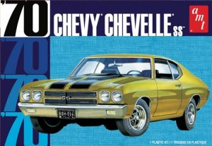 AMT 1970 Chevy Chevelle SS 1:25 Scale Model Kit