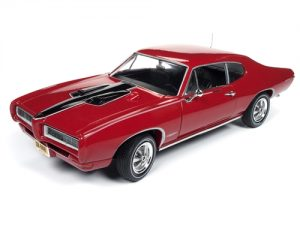 "American Muscle 1968 Pontiac GTO Royal Bobcat (""Class of 68"" * 50th Anniversary) 1:18 Scale Diecast"