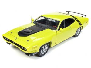 American Muscle 1971 Plymouth Road Runner Hardtop (50th Anniversary) 1:18 Scale Diecast