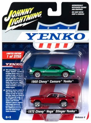 Johnny Lightning Yenko 2-Pack 1:64 Scale Diecast