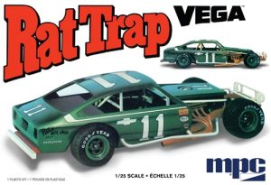 "MPC 1974 Chevy Vega Modified ""Rat Trap"" 1:25 Scale Model Kit"