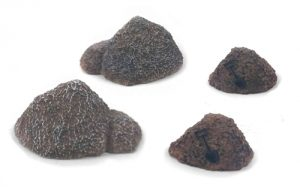 Classic Metal Works Dirt & Gravel Piles 1:87 HO Scale