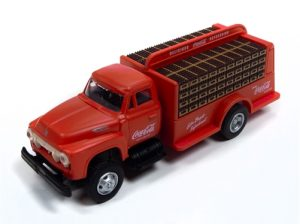 Classic Metal Works 1954 Ford Bottle Truck (Coca-Cola) 1:87 HO Scale