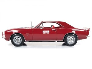 American Muscle 1967 Chevrolet Camaro SS Test Car (Hot Rod Magazine) 1:18 Scale Diecast
