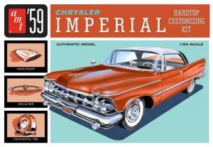 AMT 1959 Chrysler Imperial 1:25 Scale Model Kit
