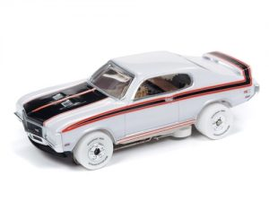 Auto World Thunderjet R25 1972 Buick GSX iWheels HO Scale Slot Car