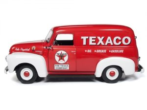 Auto World 1948 Chevy Panel Delivery (Texaco) 1:18 Scale Diecast