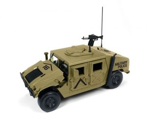 Auto World Humvee (Desert Tan) 1:18 Scale