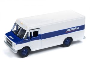 Classic Metal Works 1990's GMC Step Van/Delivery Truck (AC Delco) 1:87 HO Scale