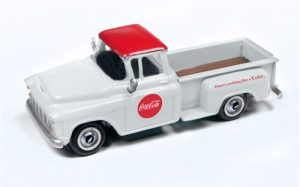 Classic Metal Works 1955 Chevy Pickup (Coca Cola) 1:87 HO Scale