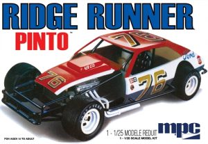 "MPC ""Ridge Runner"" Modified 1:25 Scale Model Kit"