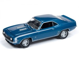 Johnny Lightning Muscle Cars USA 2019 Release 1 Set A (6-Car Sealed Case) 1:64 Diecast