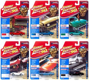 Johnny Lightning Muscle Cars USA 2019 Release 1 - Set A
