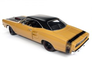 American Muscle 1969.5 Dodge Super Bee Hardtop (Class of 1969) 1:18 Scale Diecast