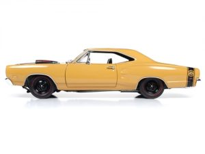 American Muscle 1969.5 Dodge Super Bee Hardtop (Class of 1969) Limited Edition 1:18 Scale Diecast
